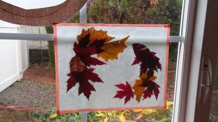 Fall Leaf Craft | Hometalk