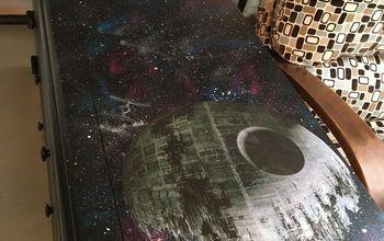dresser makeover star wars style