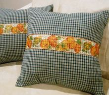 easy diy pillow cases easy to change for every season
