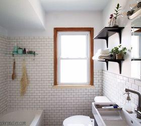 Delicieux Diy Simple White Ikea Bathroom Renovation