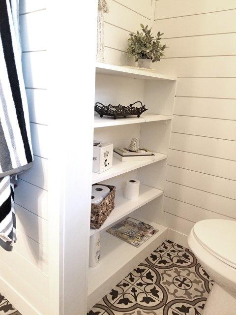 guest bathroom complete remodel