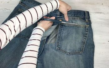 s step by step upcycle your old clothing items for these great ideas