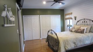 , Ta Dah The only thing we added on that shiplap wall were the sconces The bed or whatever furniture you have plus any window treatments gives it that finished look Minimal Elegance is what I call it