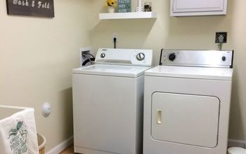 Small Laundry Room DIY Ideas