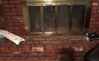 q can faux brick panels be painted
