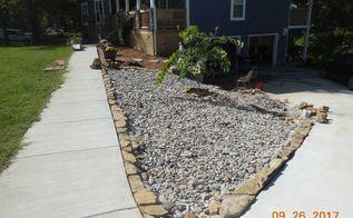 driveway circle project