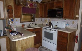 q mobile home makeover help
