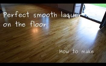How to Make PERFECT Floor - Smooth, Clean and Breathtaking