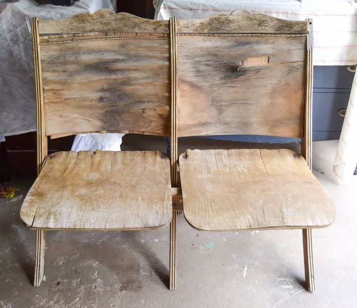 Warped & Broken Wood Chairs Become Wall Art For The Entry | Hometalk