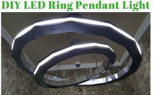 modern diy led rings of light, Modern LED Segmented Rings Light