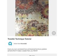 q transfer technique