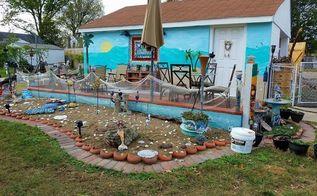 my florida patio diy remake