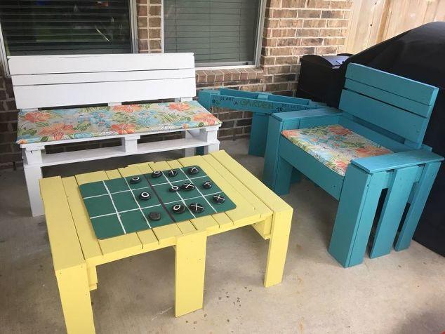 Cool Pallet Furniture