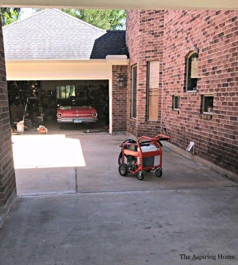 paint your concrete patio