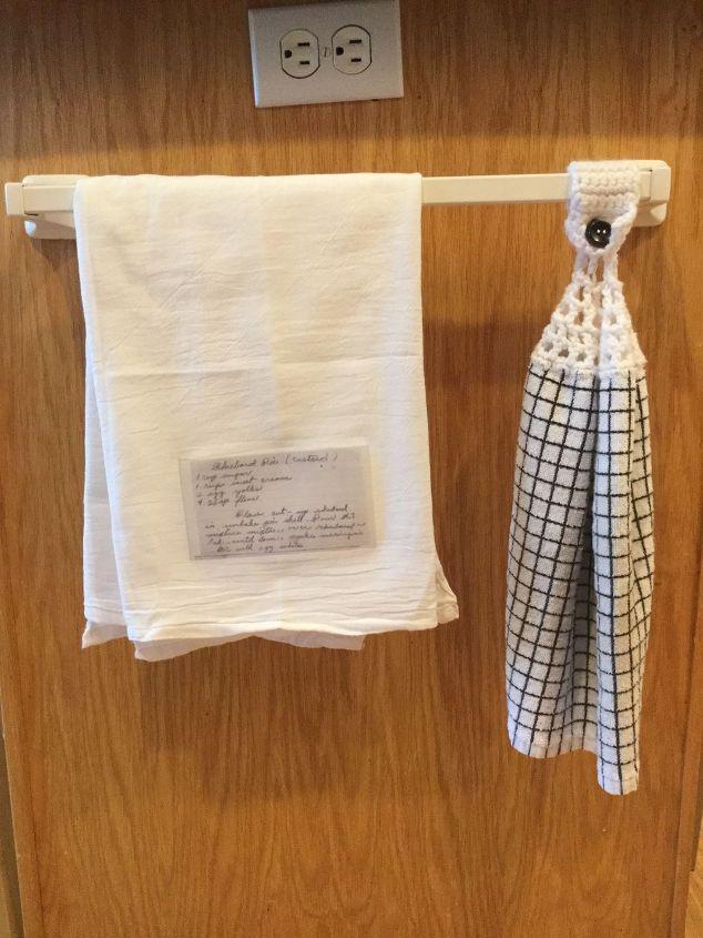 Heirloom Recipe Dish Towel