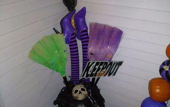 Halloween Brooms