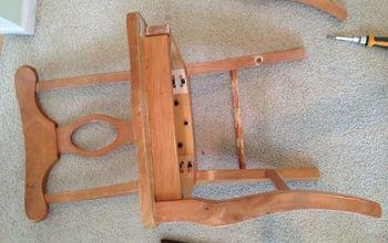 15 Brilliant Ways to Reuse That Broken Chair
