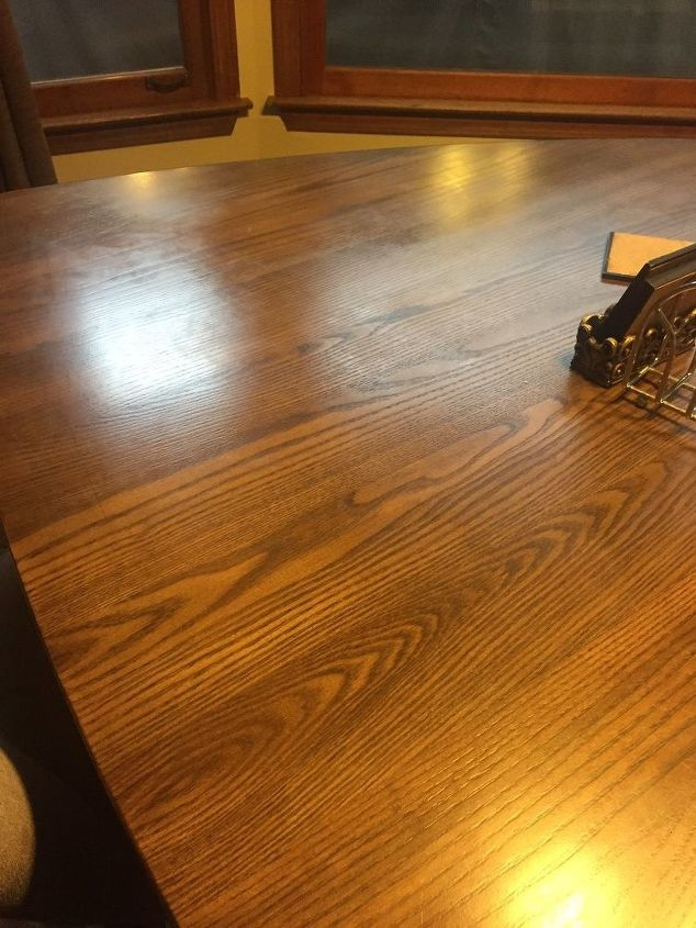 How To Clean A Wood Kitchen Table Hometalk