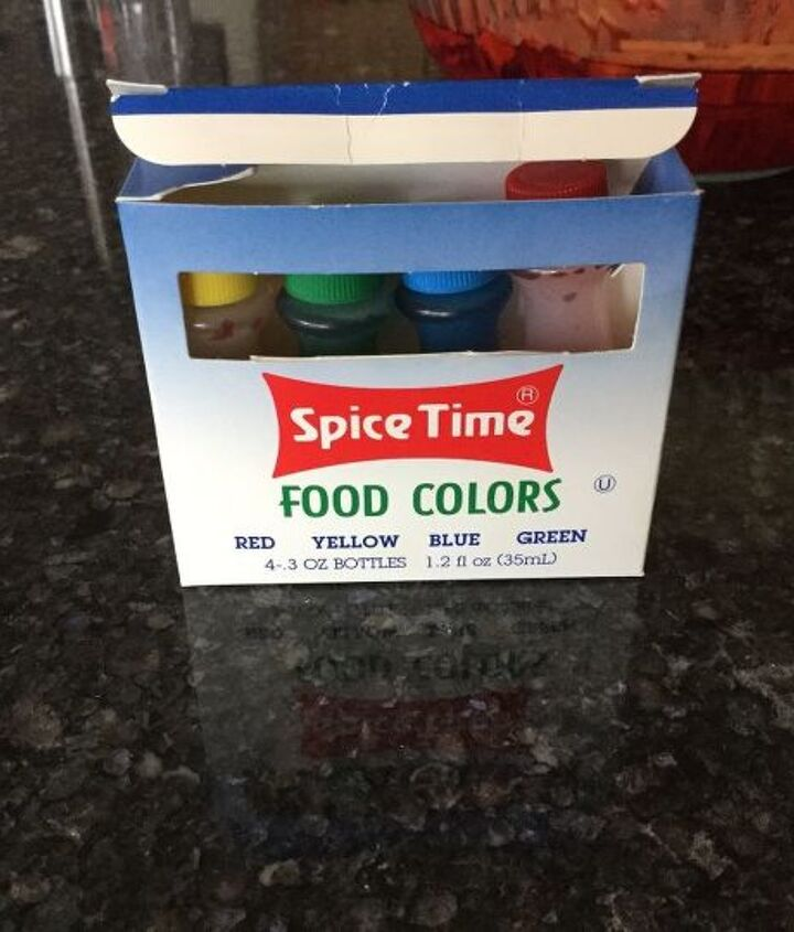 s 3 easy ways to make the cutest coasters for your house, Step 3 Add food color and stir well