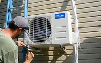 How To Install a DIY Mini Split Air Conditioner and Heat Pump