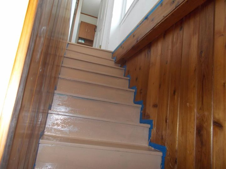 q staircase help needed