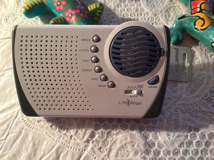 q white noise sound machine can it be fixed
