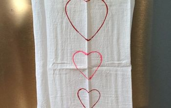 Dish Towel Gift - 4 Ways