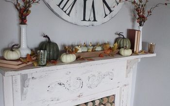 decorating a mantel for any season
