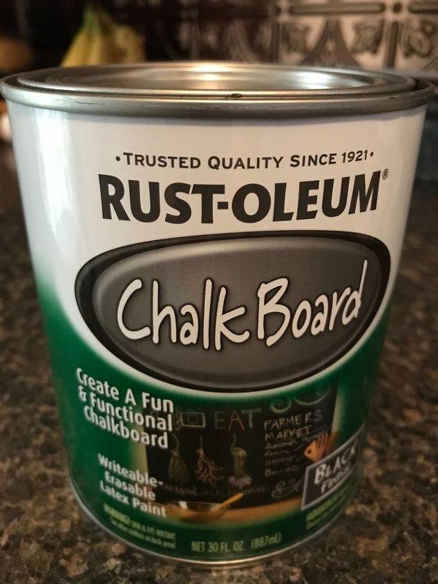 chalkboard easy peasy