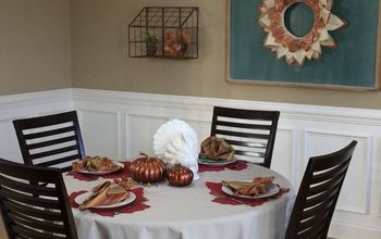 How to Decorate Your Thanksgiving Dining Room
