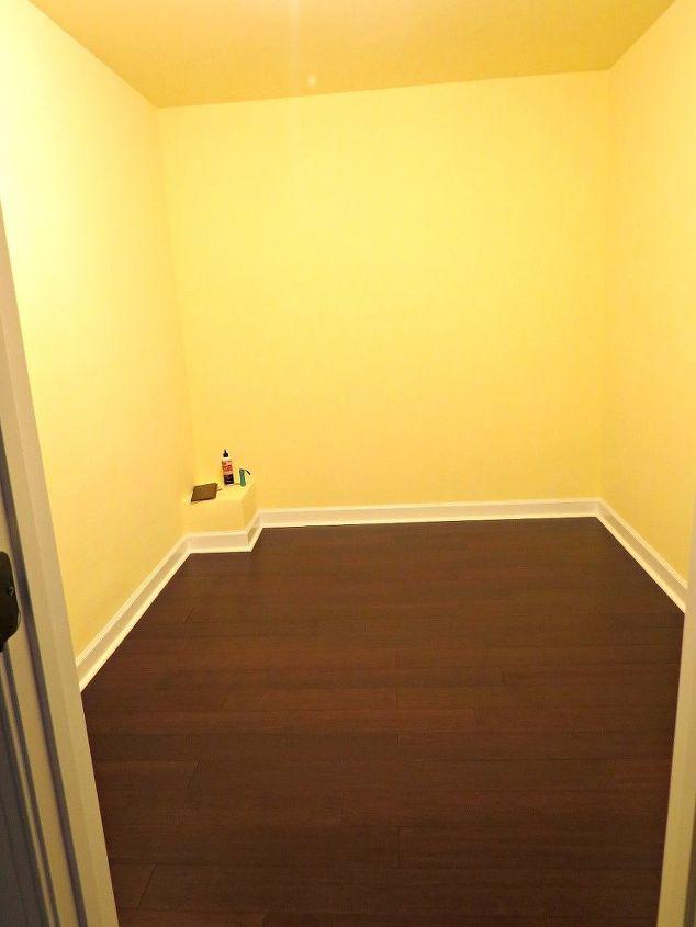 master bedroom closet reveal