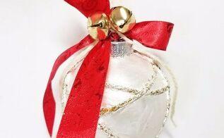3 easy handmade christmas ornaments
