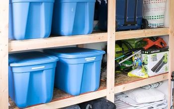 Get Your Shed or Garage Organized!