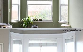 diy crown molding home improvement