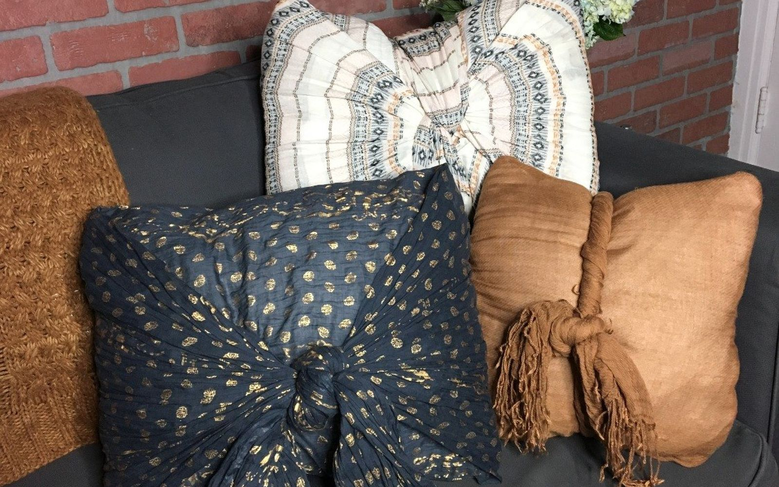 s 3 easy ways to upgrade your pillows to a high end look, Step 5 Decorate any bed or couch