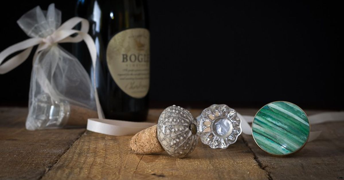 You Might Want To Start Saving Wine Corks When See This Woman S Gorgeous Gift Idea Hometalk