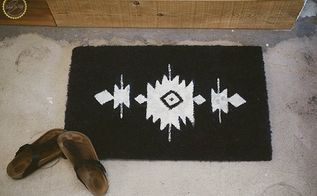 anthropologie hack welcome mat