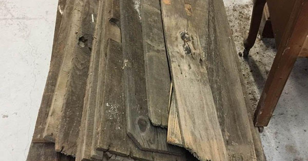 How To Make Diy Barn Door Shutters From Reclaimed Wood