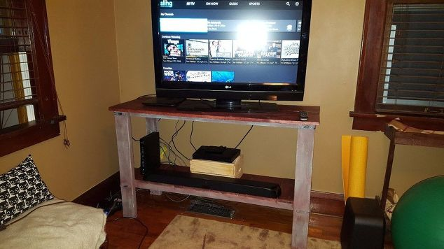 17 awesome diy tv stands