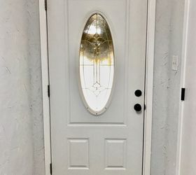 painting a paneled door with a window & Painting a Paneled Door With a Window | Hometalk