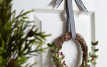 Budget Friendly Mini Wreaths