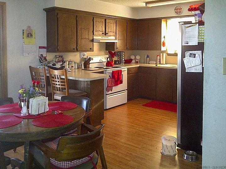 kitchen remodel on a budget hometalk