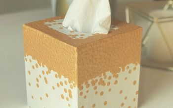 the prettiest tissue box holders you have ever seen