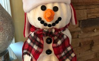 don t put those pumpkins away just yet you have a snowman to make, All I need is a name