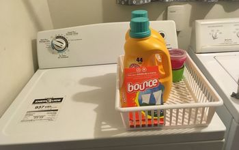 Quick and Easy Laundry Tidy