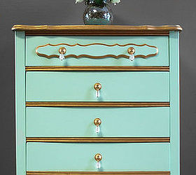 Highlight an accent piece so it stands out