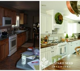 9 Inspiring Kitchen Cabinet Makeovers (Before and After ... on ideas to paint cabinets, ideas to update fireplace, ideas to update paneling, ideas to update interior doors, ideas to update stairs,