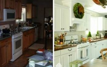 9 Inspiring Kitchen Cabinet Makeovers (Before and After)