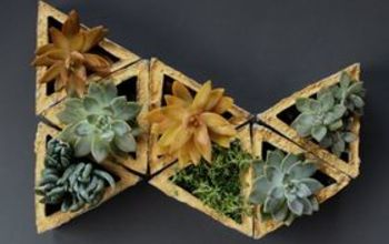 9 Easy Ways to DIY Decorate Your Home With Succulents
