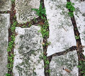 garden stone bricks